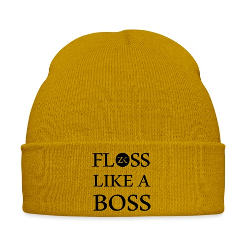 Floss like a Boss - Wintermütze