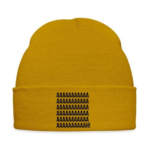 Aaaaaaaah! - Bonnet d'hiver