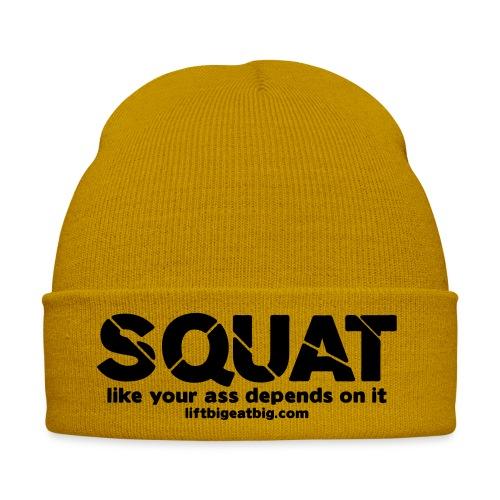 squat - Winter Hat
