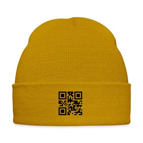 Sono Single QR Code - Cappellino invernale
