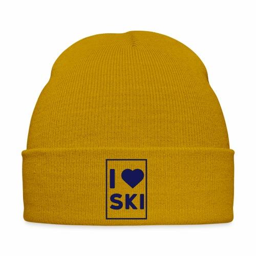 I love ski - Bonnet d'hiver