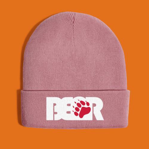 bear2011 b r - Winter Hat