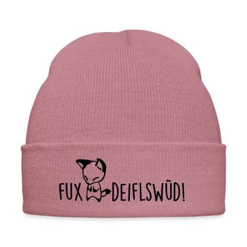 Vorschau: Fuxdeiflswüd - Wintermütze