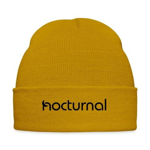 Nocturnal Black - Winter Hat
