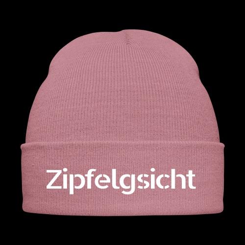 Zipfelgsicht - Wintermütze