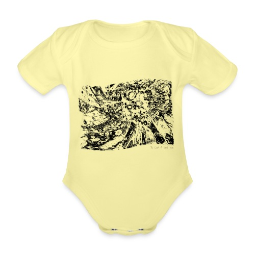 The Land Is Good Here - Organic Short-sleeved Baby Bodysuit