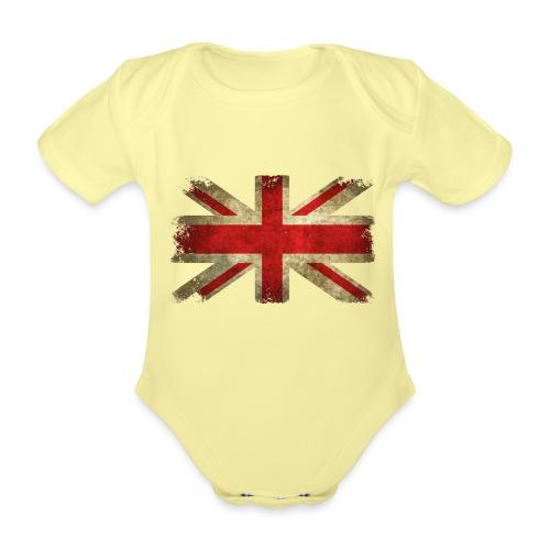 GB - Body Bébé bio manches courtes