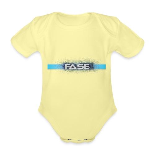 FASE - Organic Short-sleeved Baby Bodysuit