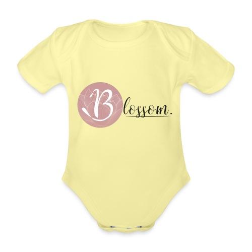 Blossom - Baby Bio-Kurzarm-Body