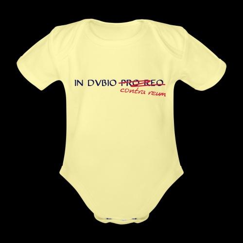 dubios - Baby Bio-Kurzarm-Body