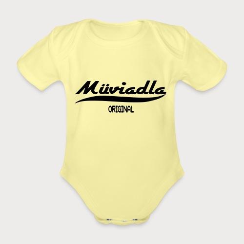Mühlviertel - Baby Bio-Kurzarm-Body