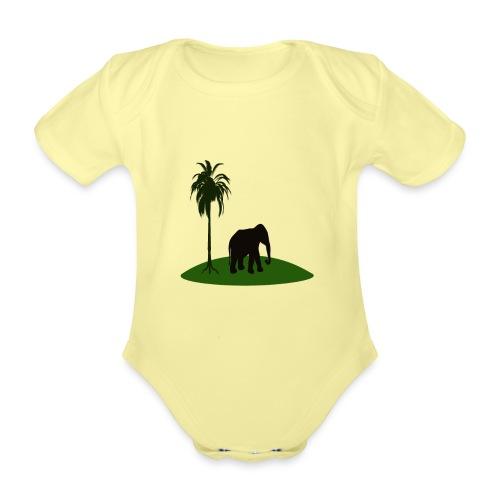 my favorite - Organic Short-sleeved Baby Bodysuit