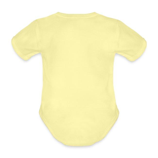 Vorschau: Bevor i mi aufreg is ma liaba wuascht - Baby Bio-Kurzarm-Body