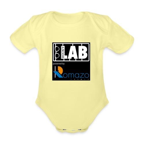 tshirt 2 romazo kopie - Organic Short-sleeved Baby Bodysuit