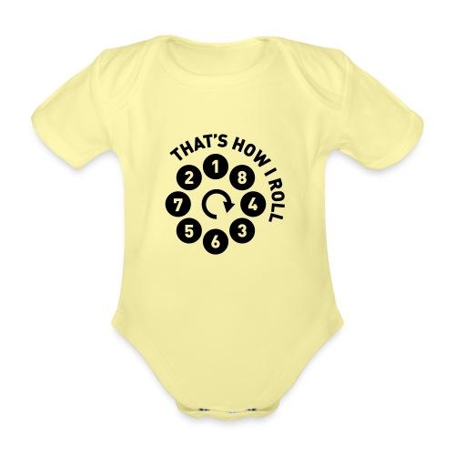 Rolling the V8 way - Autonaut.com - Organic Short-sleeved Baby Bodysuit