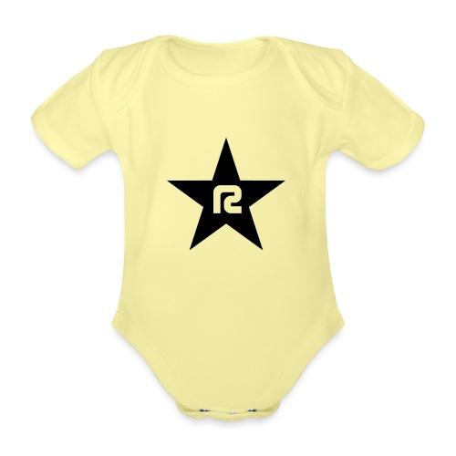 R STAR - Baby Bio-Kurzarm-Body