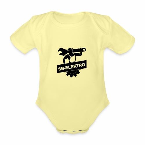 SB transp 1000 png - Kortærmet babybody, økologisk bomuld