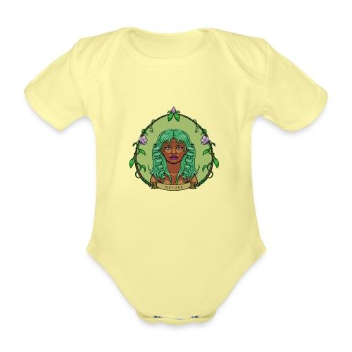Mother Nature - Body orgánico de manga corta para bebé