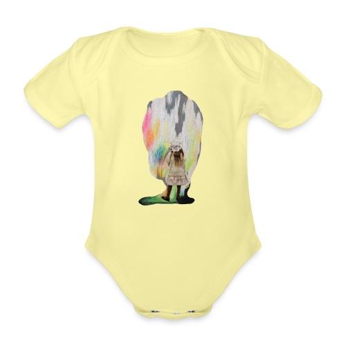 by Crystel Ceresa - Kortærmet babybody, økologisk bomuld