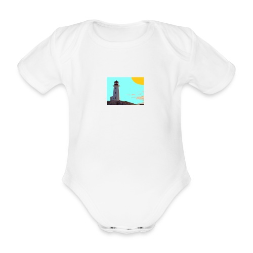 fantasimm 1 - Body ecologico per neonato a manica corta