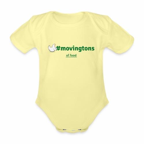 Moving food - Baby Bio-Kurzarm-Body