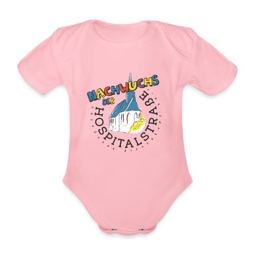 Kinder - helle Textilien - Baby Bio-Kurzarm-Body