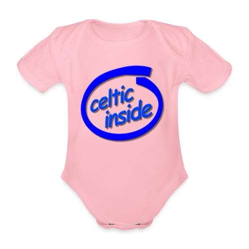 Celtic inside - Body ecologico per neonato a manica corta