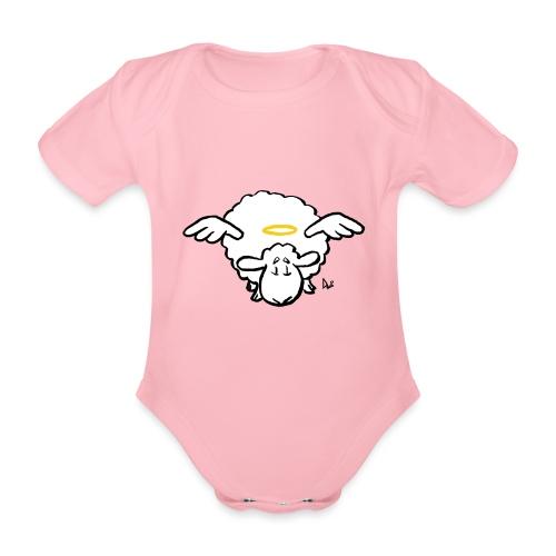 Angel Sheep - Body Bébé bio manches courtes