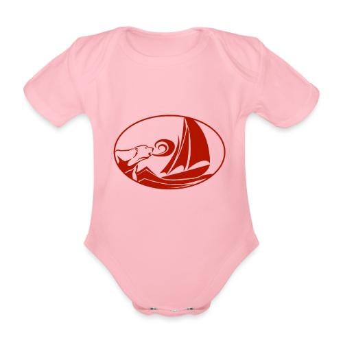 blauwassersegeln.at - Baby Bio-Kurzarm-Body