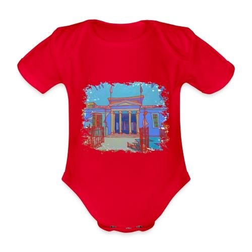 Nikosia - Baby Bio-Kurzarm-Body