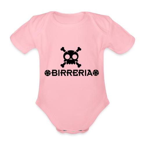 Kids Skull Birreria - Baby Bio-Kurzarm-Body
