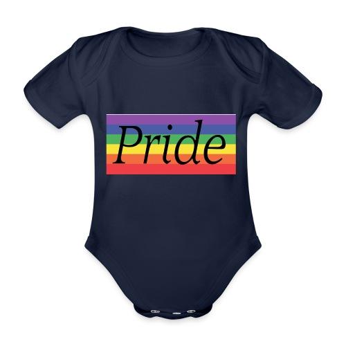 Pride | Regenbogen | LGBT - Baby Bio-Kurzarm-Body