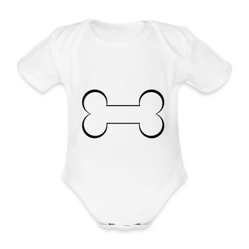 LeChien - Body ecologico per neonato a manica corta