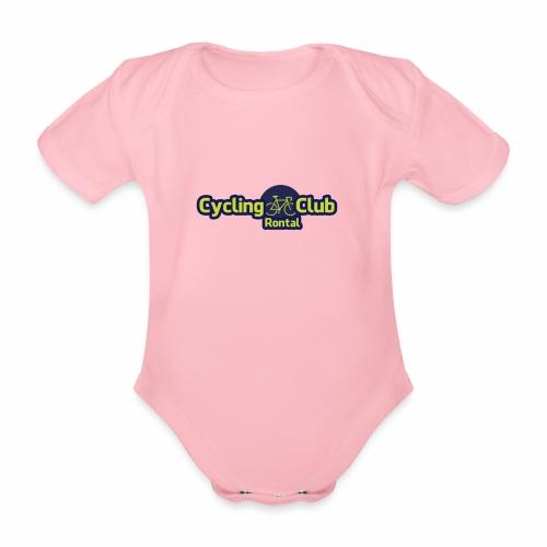 Cycling Club Rontal - Baby Bio-Kurzarm-Body