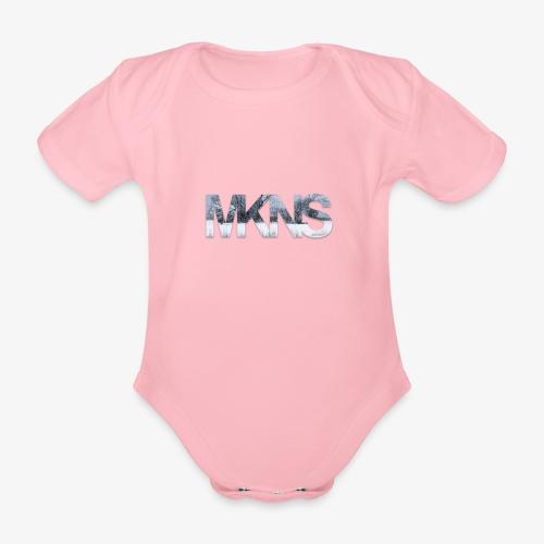 MKNS3 - Baby Bio-Kurzarm-Body