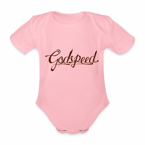 Godspeed 2 - Vauvan lyhythihainen luomu-body