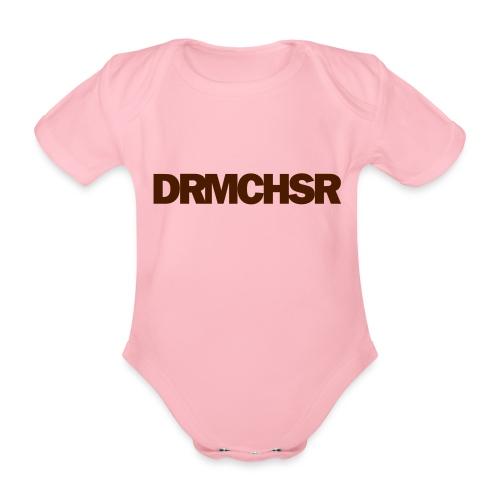 DRMCHSR - Organic Short-sleeved Baby Bodysuit