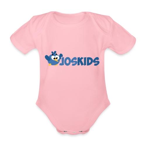 Logo JosKids 2 - Body ecologico per neonato a manica corta
