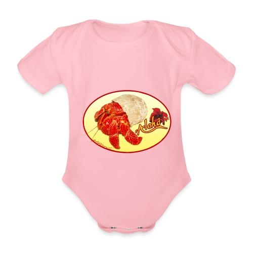 hermid - Baby Bio-Kurzarm-Body