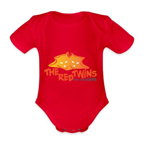 TRT Logo - Body ecologico per neonato a manica corta