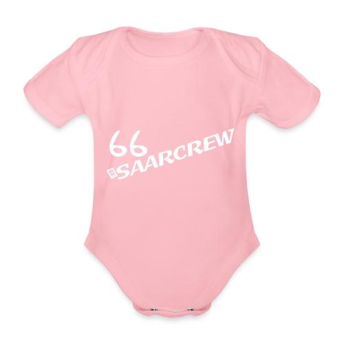 SAARCREW 66 - White BIO Colors by Stanley & Stella - Baby Bio-Kurzarm-Body