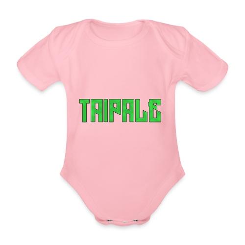 Taipale - Vauvan lyhythihainen luomu-body