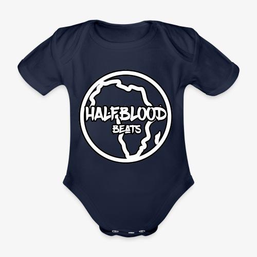 halfbloodAfrica - Baby bio-rompertje met korte mouwen