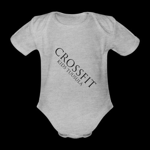 CF KIDS TUUSULA - Vauvan lyhythihainen luomu-body