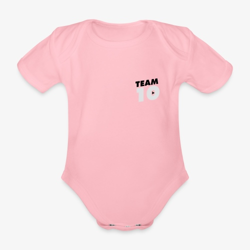 tee - Organic Short-sleeved Baby Bodysuit