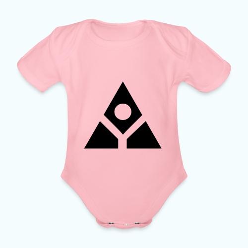 Trinity - Organic Short-sleeved Baby Bodysuit