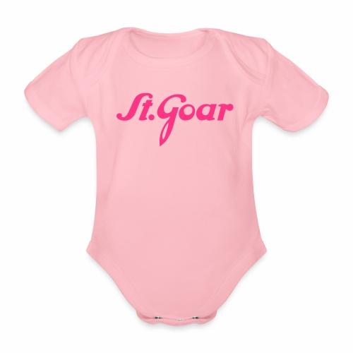 St. Goar - Baby Bio-Kurzarm-Body