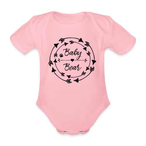 Baby Bear - Baby Bio-Kurzarm-Body