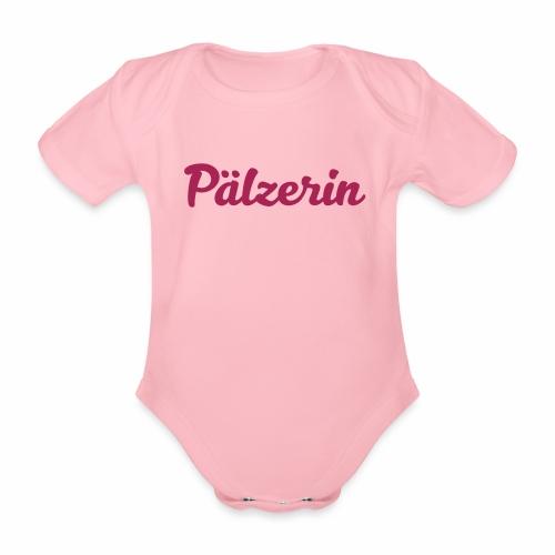 Pälzerin - Baby Bio-Kurzarm-Body