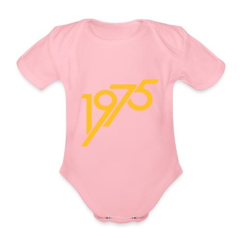 1975 future - Baby Bio-Kurzarm-Body